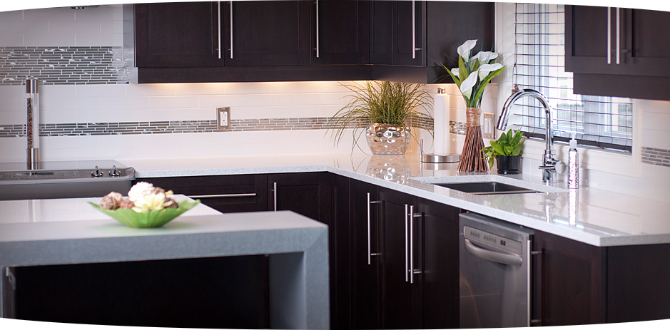Comptoirs de cuisine comptoirs de cuisines - Cuisine avec comptoir ...